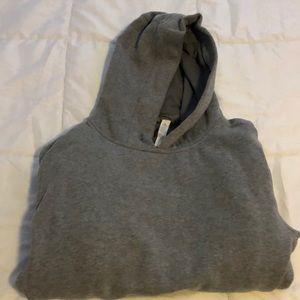 Lulu lemon grey sweatshirt